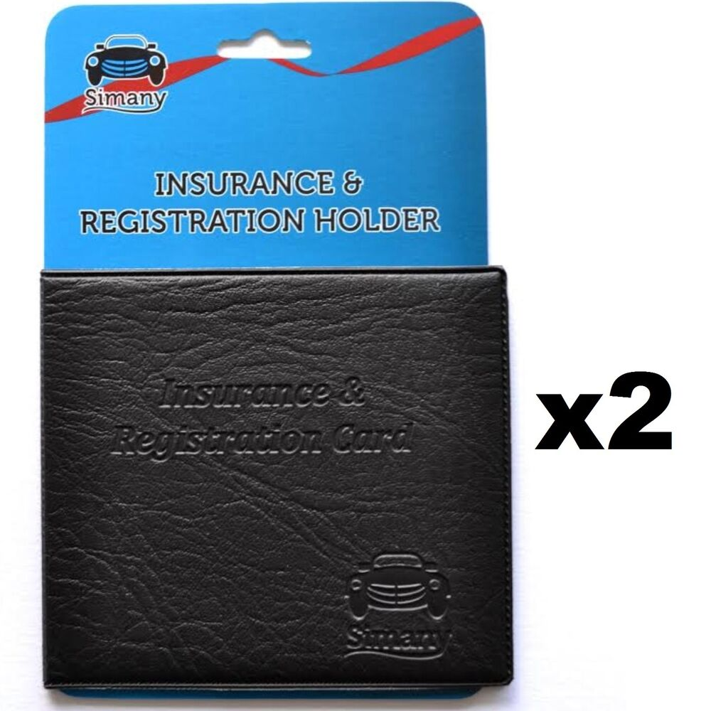 Image Result For Auto Insurance Card Holder