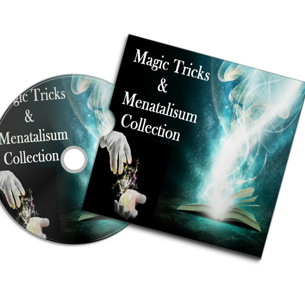 MAGIC TRICKS EXPOSED & Mentalism Collection magician ...