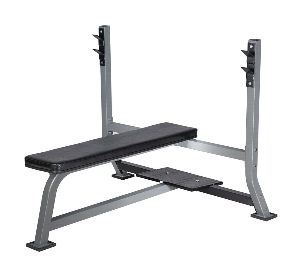 Heavy Duty Weight Bench Press Barbell Lifting Strength