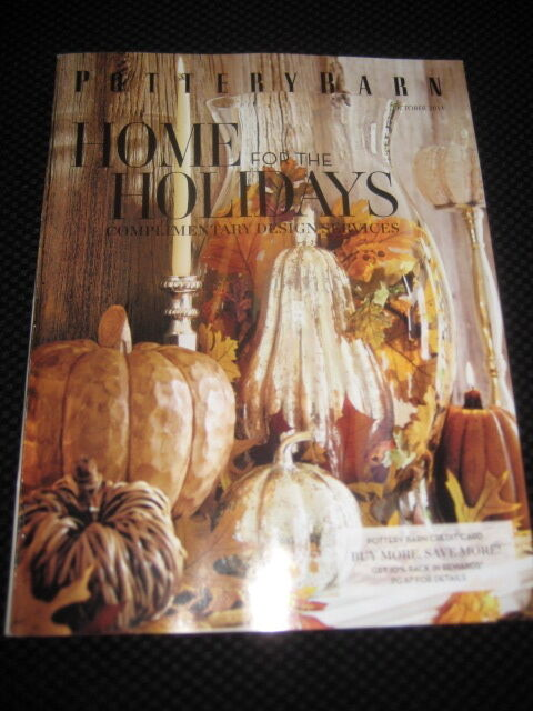 Fall Home Decor Catalogs