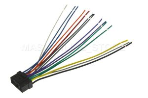WIRE HARNESS FOR ALPINE CDA9847 CDA9847 *PAY TODAY SHIPS