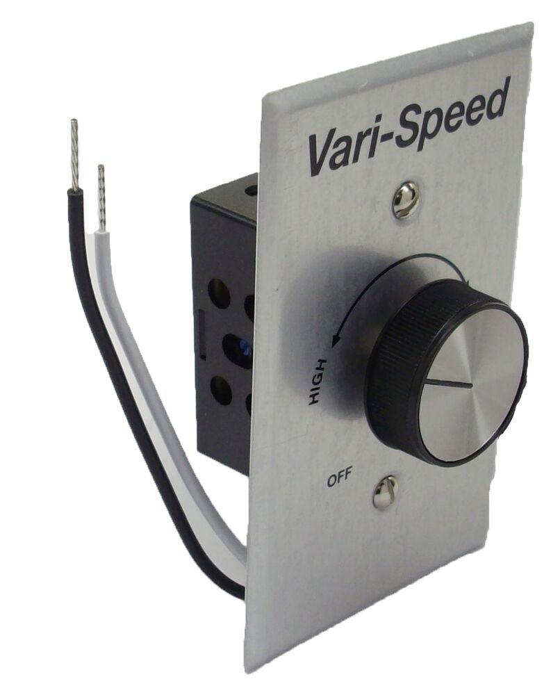 Variable Control Switch