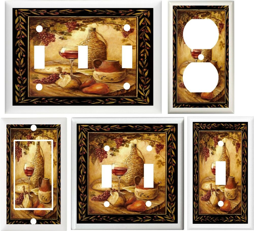 Tuscan Plate Covers Switch