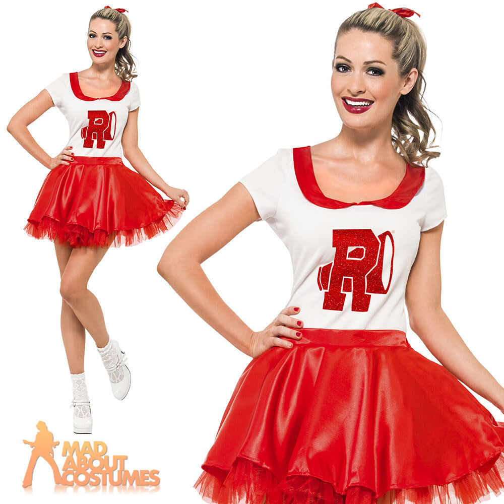 Image result for cheerleader halloween costume adults