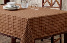 28 Phenomenal Kitchen Tablecloth That You'll Wish To Have Right Now