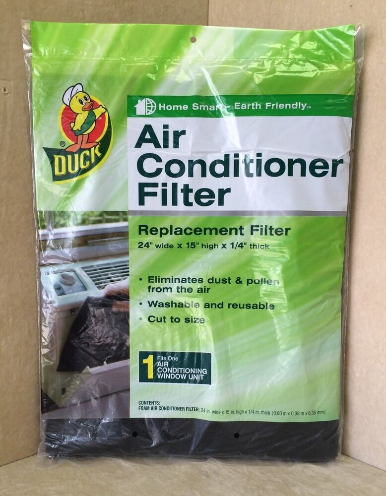 Home Air Conditioning Filter Replacement