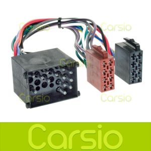 BMW Z3 E36 9602 ISO Wiring Harness Connector Stereo Radio