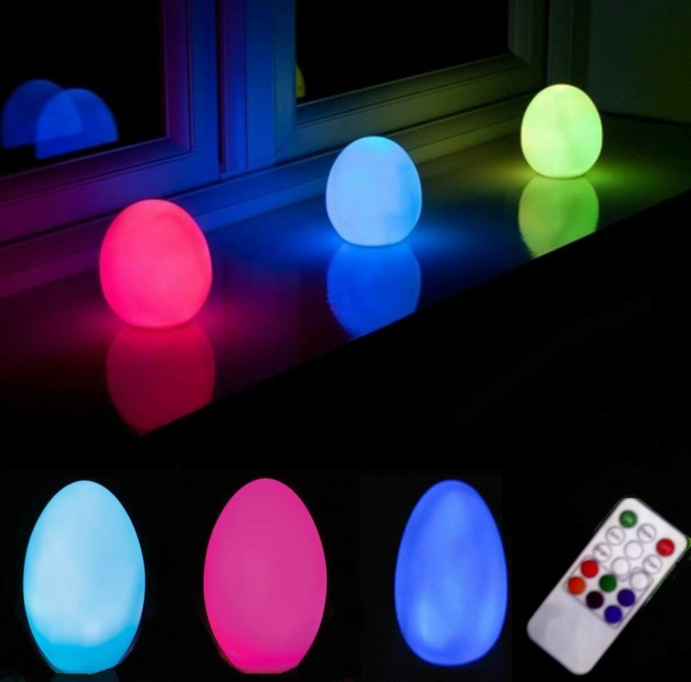 Led Colour Changing Light Bulbs And Remote Control