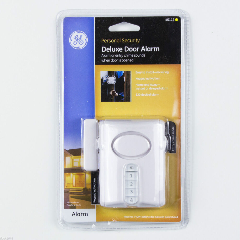 Personal Security Windowdoor Alarm