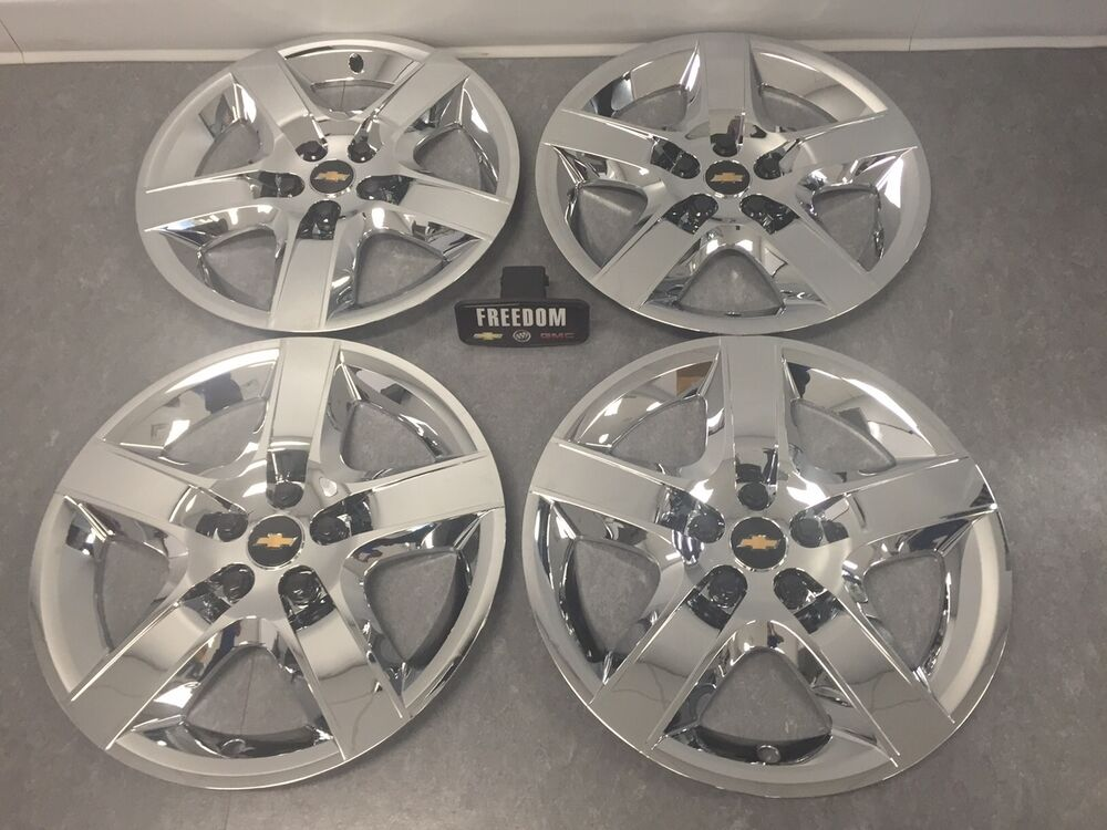 2012 Chevy Rim Malibu Covers