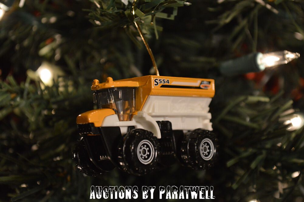Custom 164th Scale Farm Sowing Machine Seeding Truck