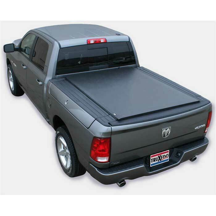 Truxedo 544901 Lo Pro Qt Roll Up Tonneau Cover For Dodge