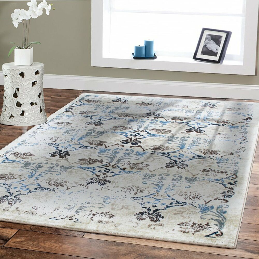 Black And White 2x3 Rug