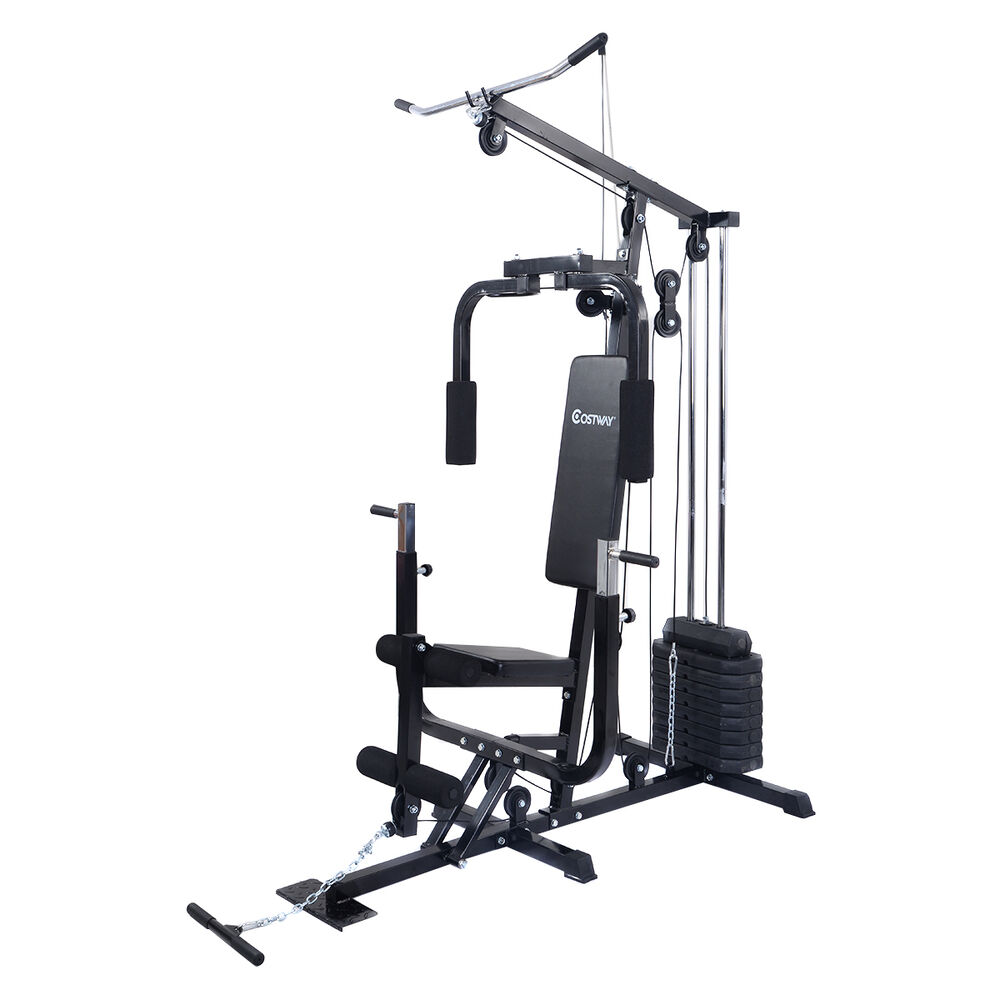 Home Gym Weight Training Exercise Workout Equipment