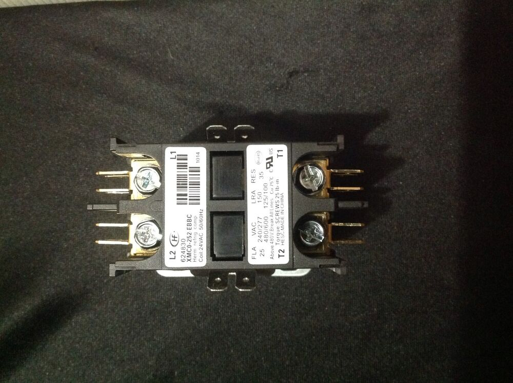 Nordyne Intertherm Contactor Relay Electric