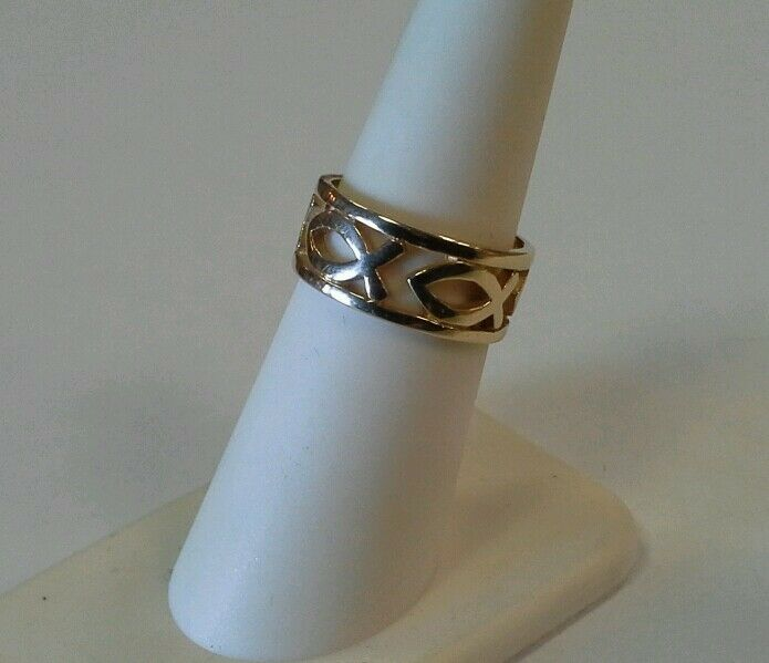 James Avery Retired Rings Silver Gold