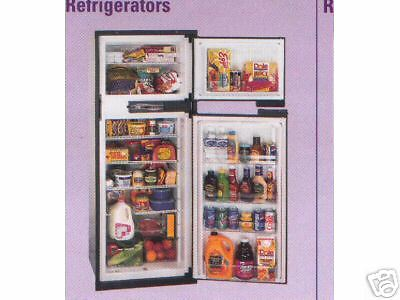 New Norcold Rv Refrigerator Model N841 7 5cubic Feet