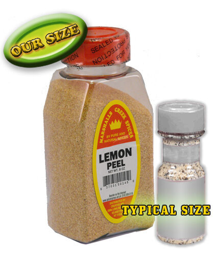 Where Buy Lemon Zest