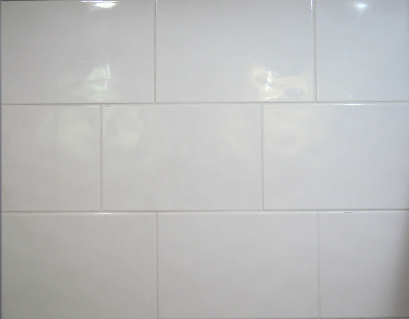 12m2 WHITE BATHROOMKITCHEN WALL TILES FREE DELIVERY EBay