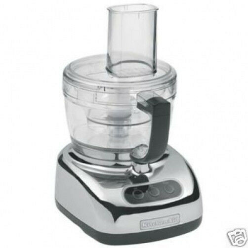 KitchenAid Large 9 Cup Big Food Processor KFP740cr