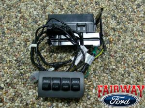 11 thru 16 Super Duty F250 F350 F450 F550 OEM Ford InDash