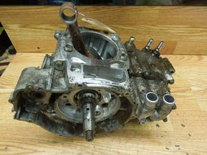 POLARIS SCRAMBLER 500 OEM Engine MOTOR Bottom End #54B255
