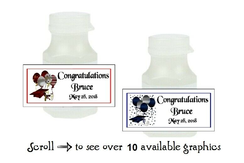 Personalized Mini Bubbles
