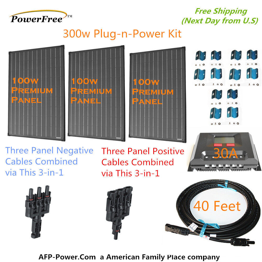 Power Solar Rv Grid System