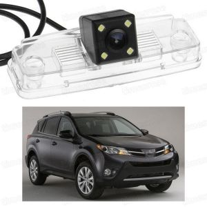 4 LED Car Rear View Camera Reverse Backup CCD fit for