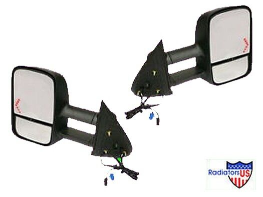 Chevy Tow 2004 2500 Mirrors Info Order