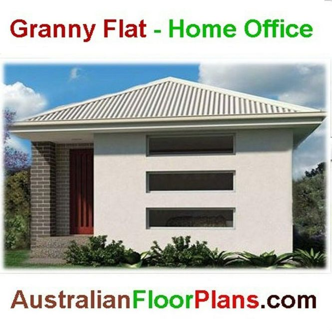 Granny Flat 1 Bed Home Office Sleep Ou Guest Quarters House