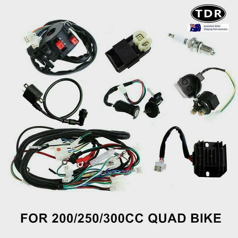 Dune Buggy Wiring Harness For