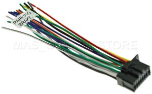 WIRE HARNESS FOR PIONEER AVH4200NEX AVH4200NEX *PAY TODAY