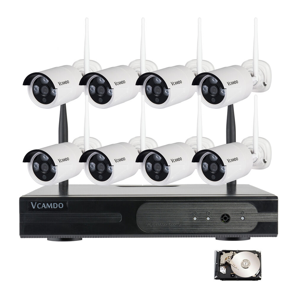 Cordless Home Security Cameras
