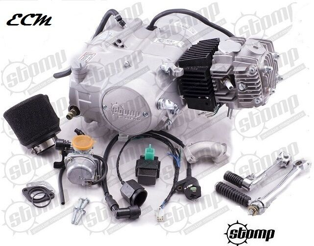 Stomp Lifan 125 4 Speed Manual Complete Engine Kit Big