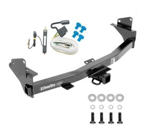 CLASS 3 TRAILER HITCH & WIRING FOR 20152018 CHEVROLET