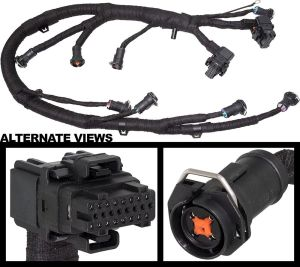 Fuel Injector FICM Wiring Harness for 0307 60L Ford