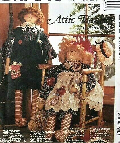 Clothes Baby Doll 14 Patterns