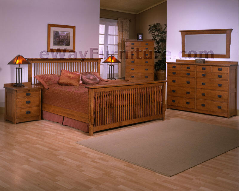 Mission Style Wood Furniture