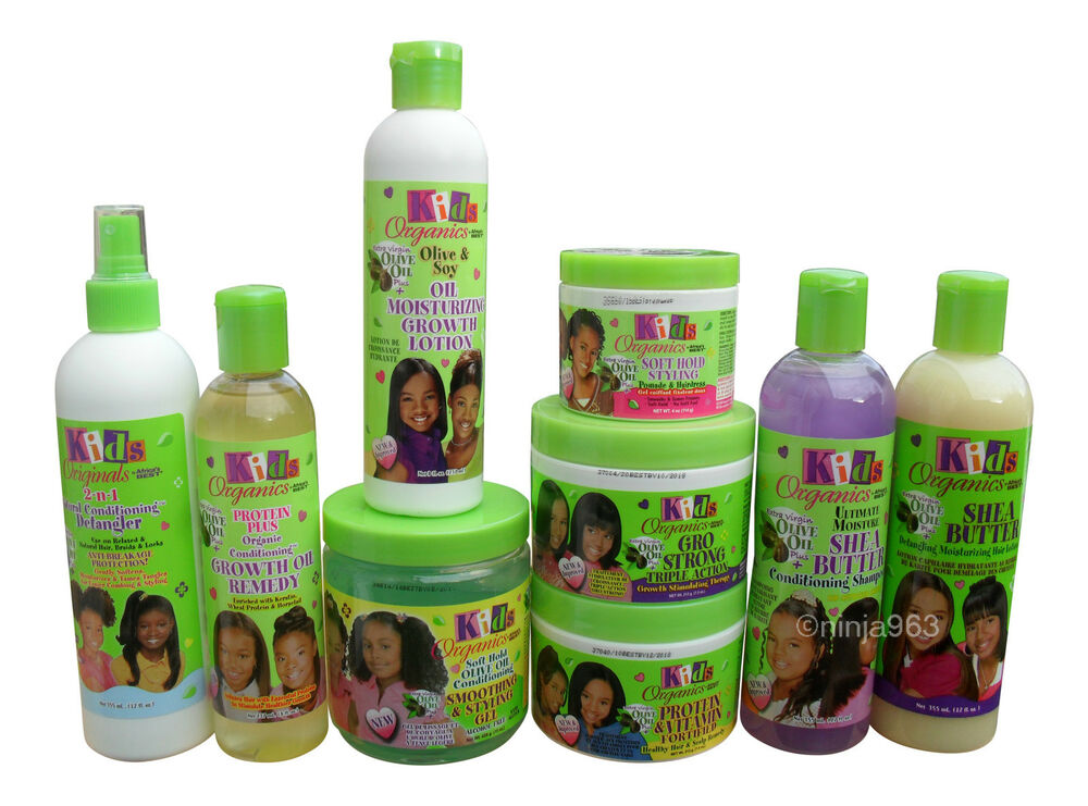 KIDS ORGANICS AFRICAS BEST AFRO HAIR CARE PRODUCTS EBay