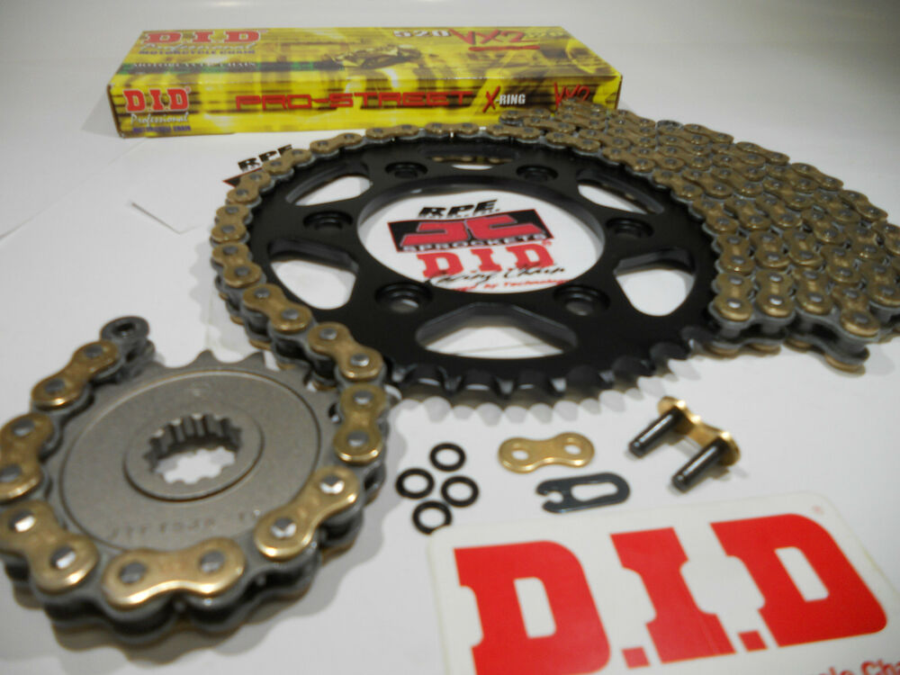 06 Sprocket Chain And 05 Zx6r