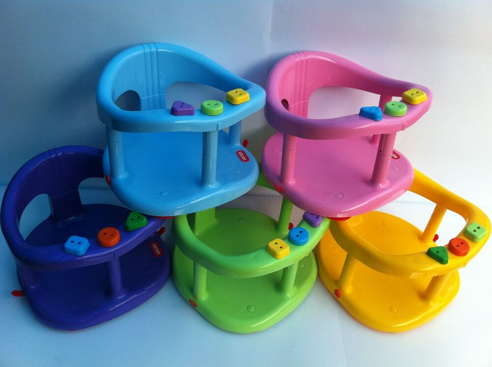 New Baby Bath Ring Tub Seat For Infant Kids By KETER In Box Help Mother Gift EBay