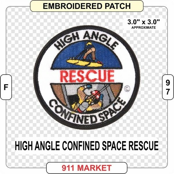 K9 Search And Rescue Patches