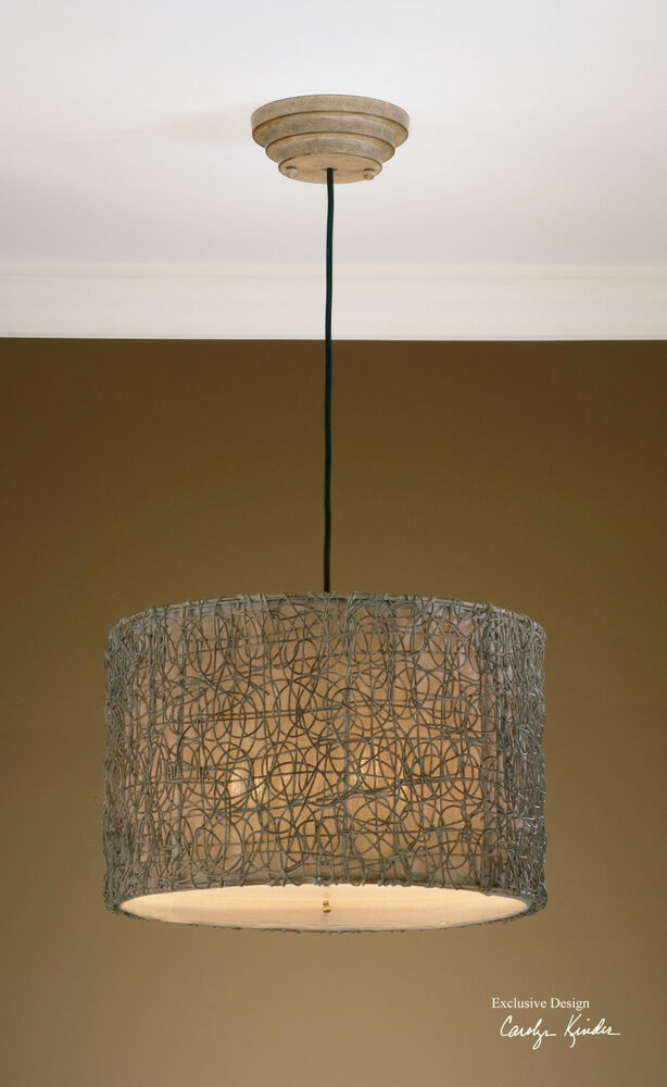 Rattan Pendant Light Fixtures