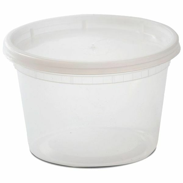 Restaurant Soup Containers Supplies