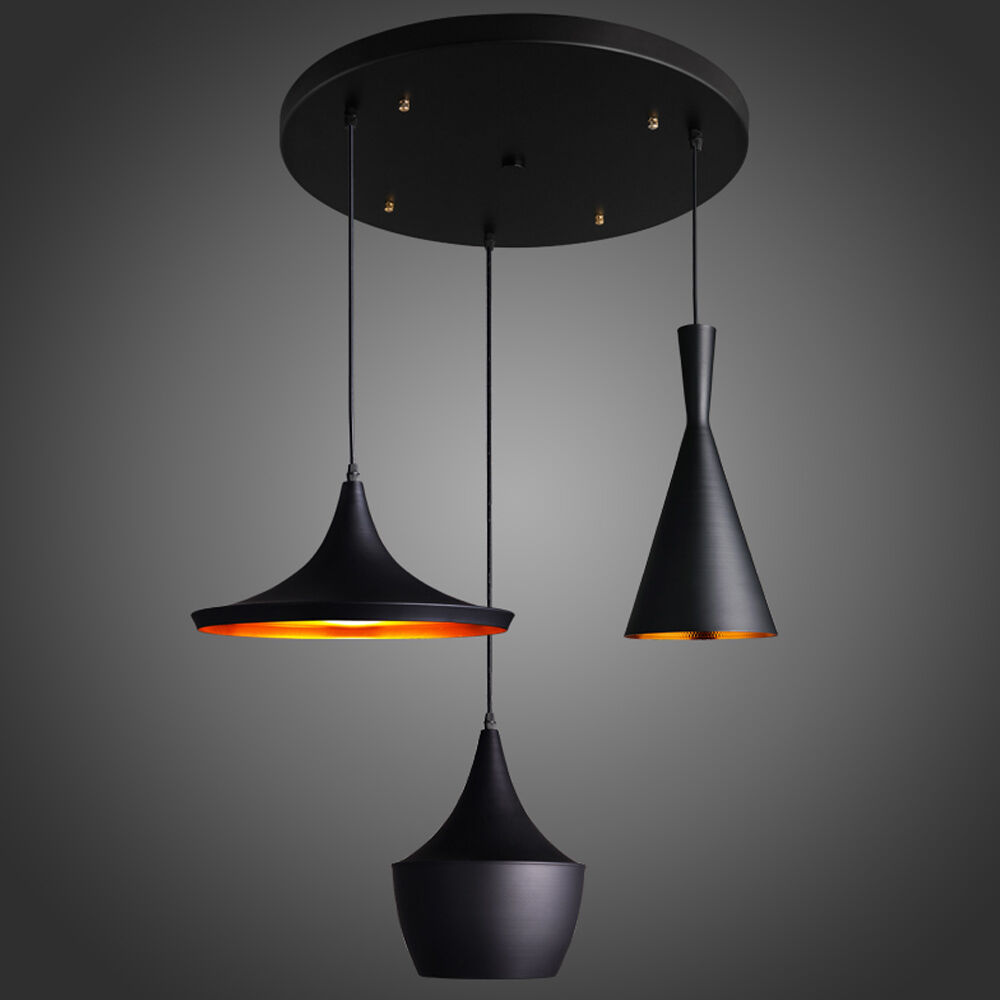Beat lamp shade pendant light dixon bar kitchen ceiling fixture ebay