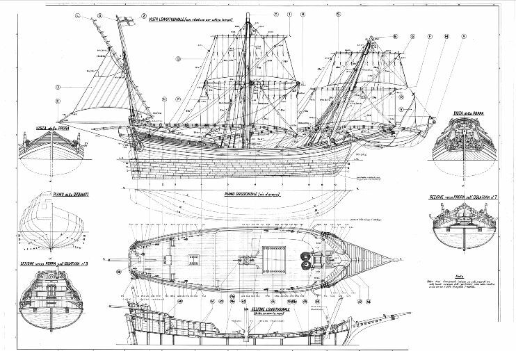 Collection Of 26 High Quality Model Ships Plans On CD EBay