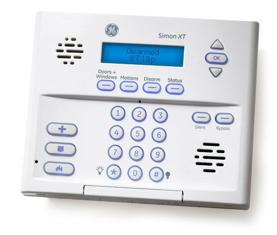 Ge Security System