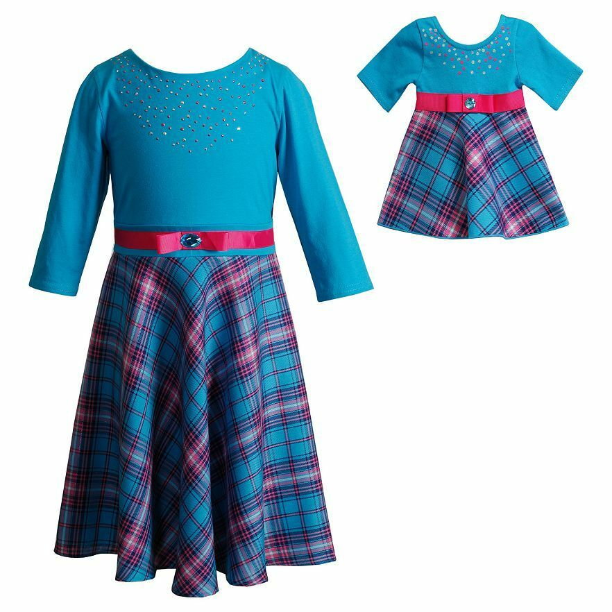 Matching Girl And Doll Clothes American Girl Doll