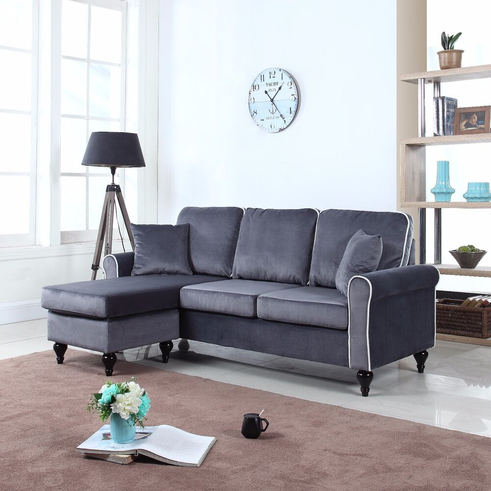 Lounge Chaise Couch Sectional